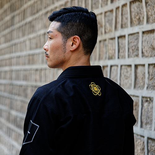 Jhood Royal Guard Gi - Black